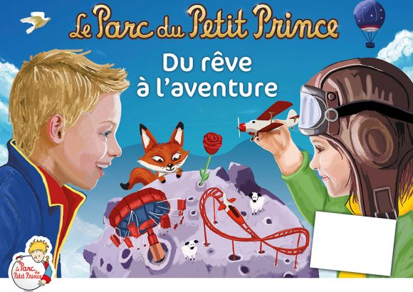 Illustrations / le Parc du Petit Prince