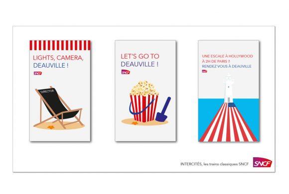 sncf - Festival de Deauville