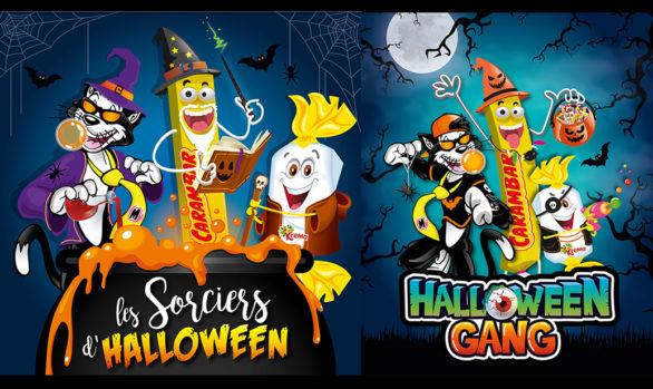 Halloween - Carambar&co