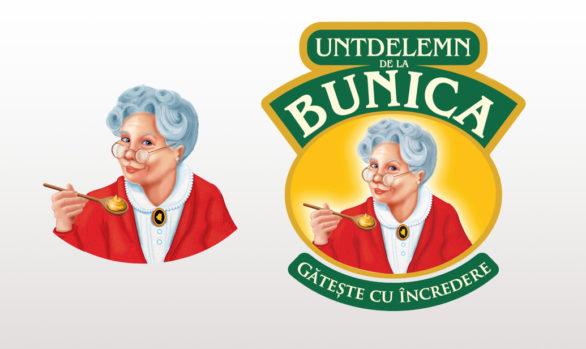 Mascotte - Bunica
